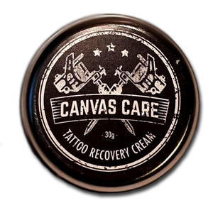 Sussex Canvas Care Tattoo Recovery Cream 30g