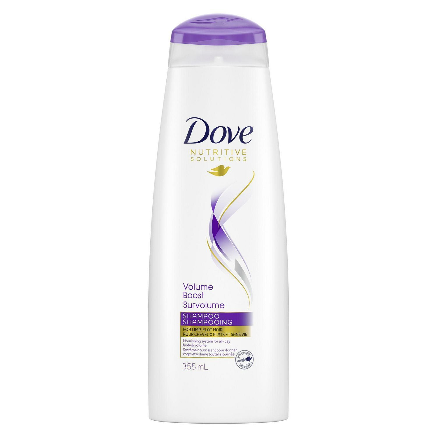 Dove Nutritive Solutions Volume Boost Shampoo 355mL