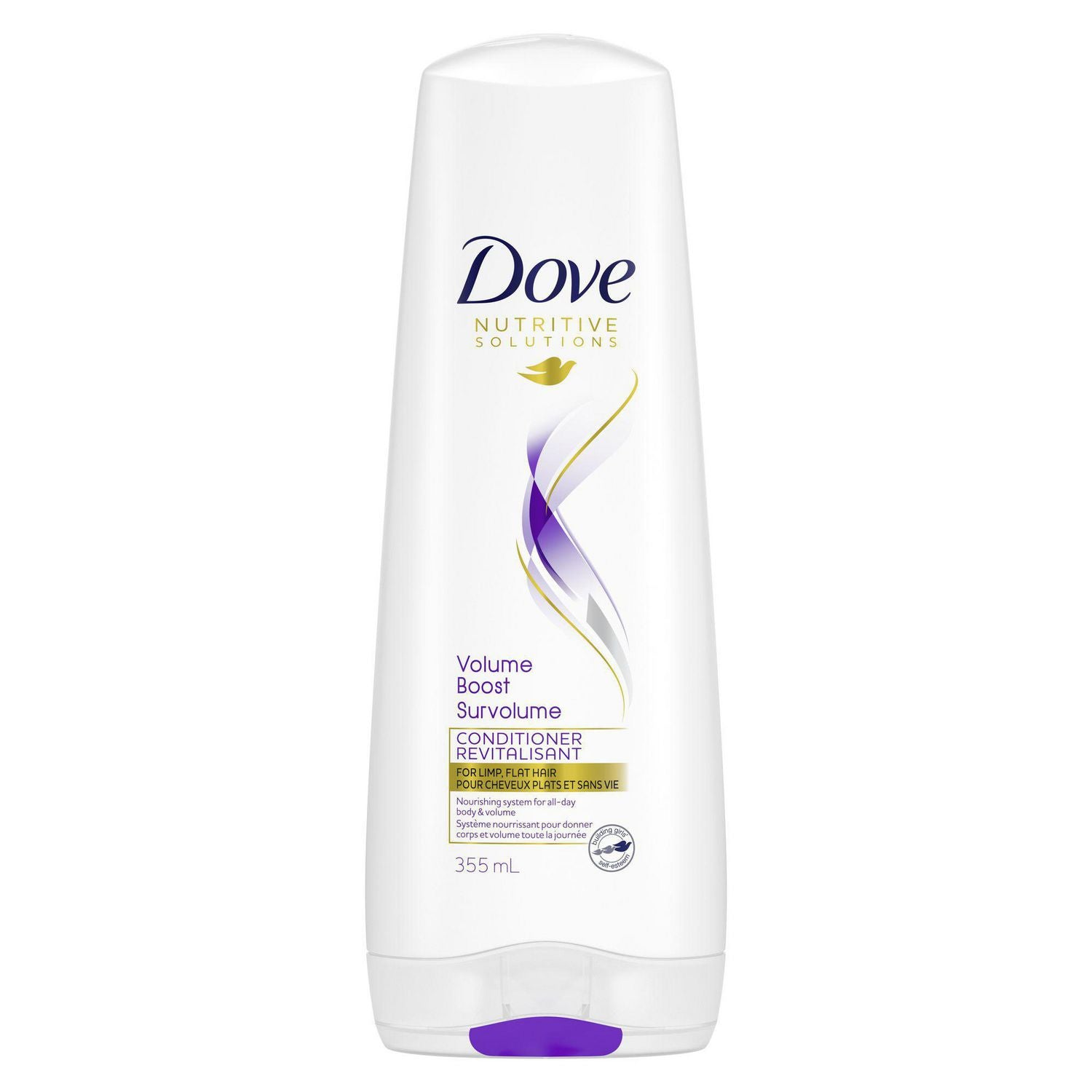 Dove Nutritive Solutions Volume Boost Conditioner 355mL