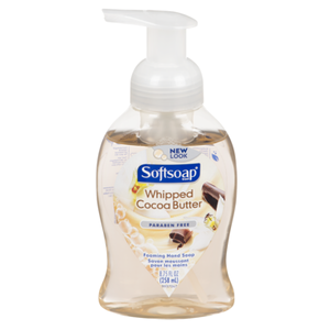 Softsoap Whipper Cocoa Butter Foaming Hand Soap 258ml