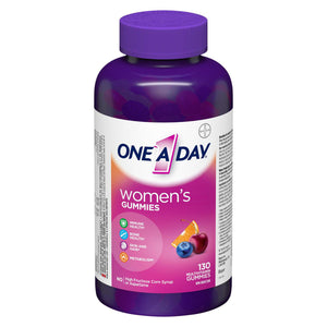 One a Day Women's Gummies 130 Multivitamin Gummies