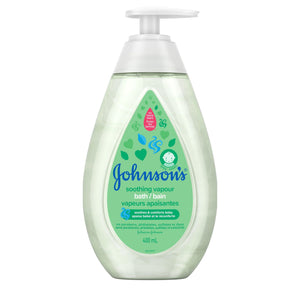 Johnson's Soothing Vapour Bath