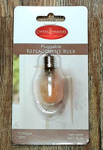 Candle Warmer Pluggable Replacement Bulb - Jessi Jayne Boutique