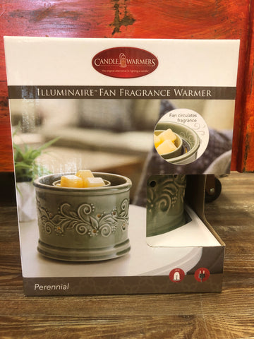 Illuminaire Fan Fragrance Warmer - Jessi Jayne Boutique
