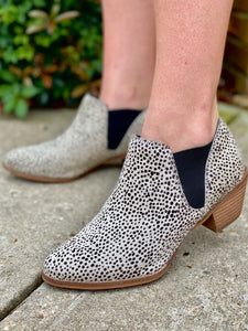 Katty Spotted Bootie - Jessi Jayne Boutique