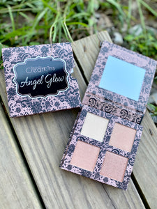 Angel Glow Pressed Highlighter Palette
