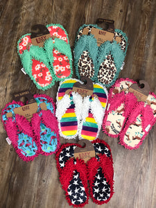 Lazy One Flip Flop Slippers - Jessi Jayne Boutique