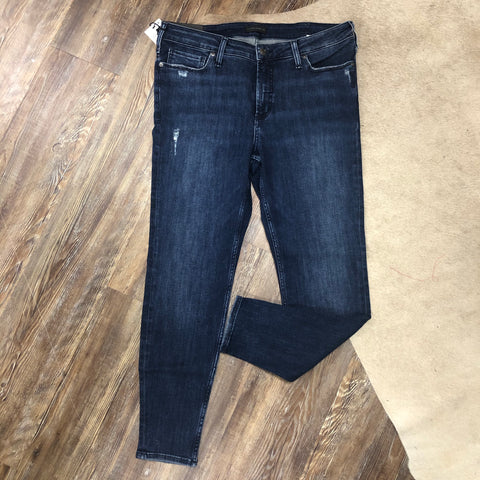 Up All Night Skinny Jeans Curvy Ladies - Jessi Jayne Boutique