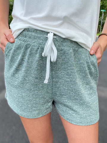 Effortless Lounge Shorts - Jessi Jayne Boutique