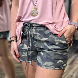 Camo Crushin' Lounge Shorts