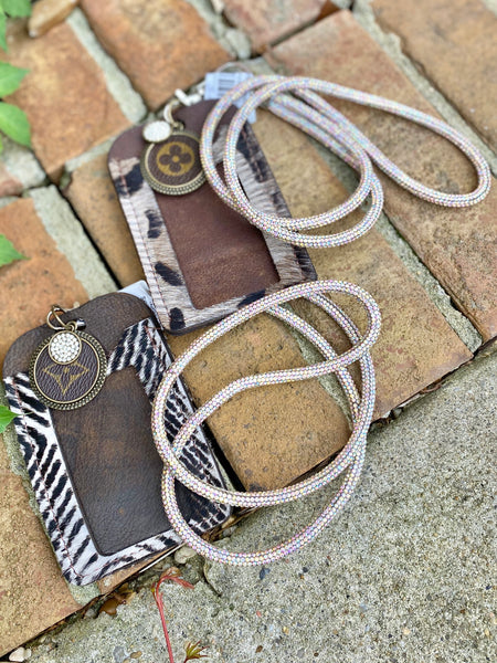 Keep It Gypsy ID Lanyard