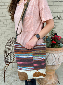 Myra Layered Shoulder Bag