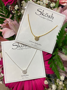 "Halo SKOSH 16"" Necklace"
