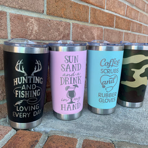 20oz Insulated Tumbler - Jessi Jayne Boutique