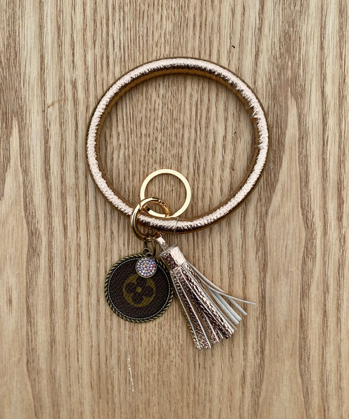 Keep It Gypsy O Ring Keychain - Jessi Jayne Boutique