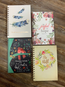 Spiral Bound Christian Arts Journal - Jessi Jayne Boutique