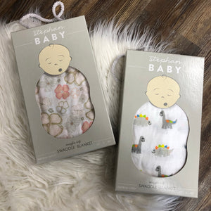 Swaddle Blanket - Jessi Jayne Boutique