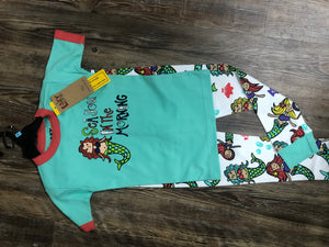 Sea You in the Morning Kids PJ Set - Jessi Jayne Boutique