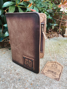 STS Flat Magnetic Wallet