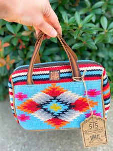 STS Saltillo Makeup Bag