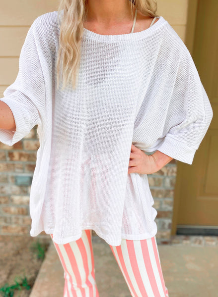 Morning Light Knit Sweater