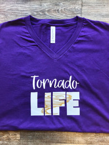 Tornado Life PRE-ORDER Purvis Graphic Tee