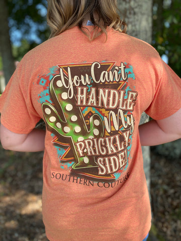 Handle My Prickly Side Tee