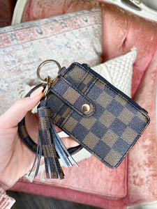 Luxurious Keychain & Wallet Combo
