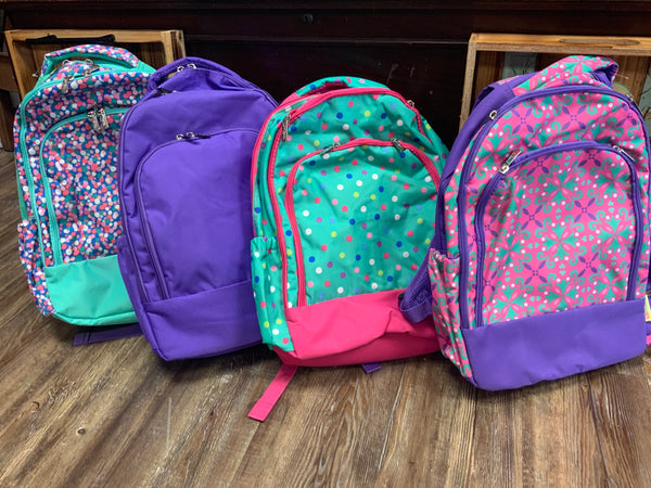 Childrens Viv & Lou Backpacks - Jessi Jayne Boutique