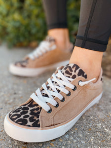 Solstice Taupe Very G Sneakers