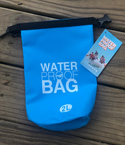 2 Liter Water Proof Bag - Jessi Jayne Boutique