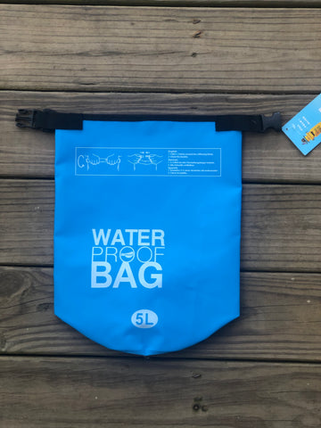 5 Liter Water Proof Bag - Jessi Jayne Boutique