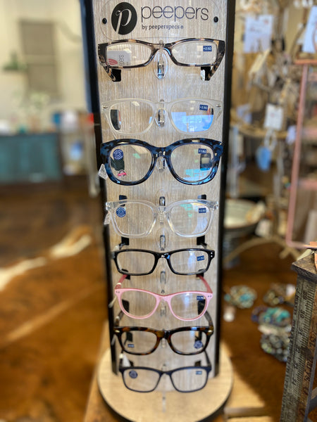 Peepers Readers Eye Glasses - Jessi Jayne Boutique