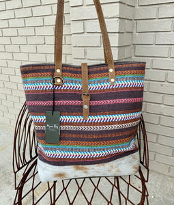 Myra Enlaced Tote Bag