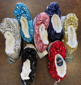 Snoozie Slippers - Jessi Jayne Boutique