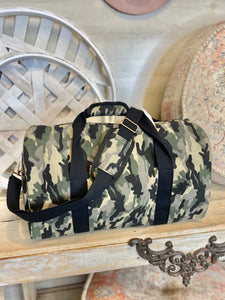 Jane Marie Hide & Seek Champ Overnight Duffel