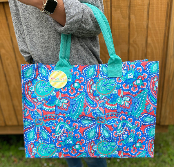 Viv and Lou Beach Tote - Jessi Jayne Boutique