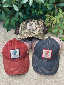 Struttin' Cotton Turkey Snap Back Hat