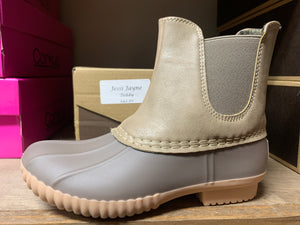Kids Teddy Stone Short Duck Boot