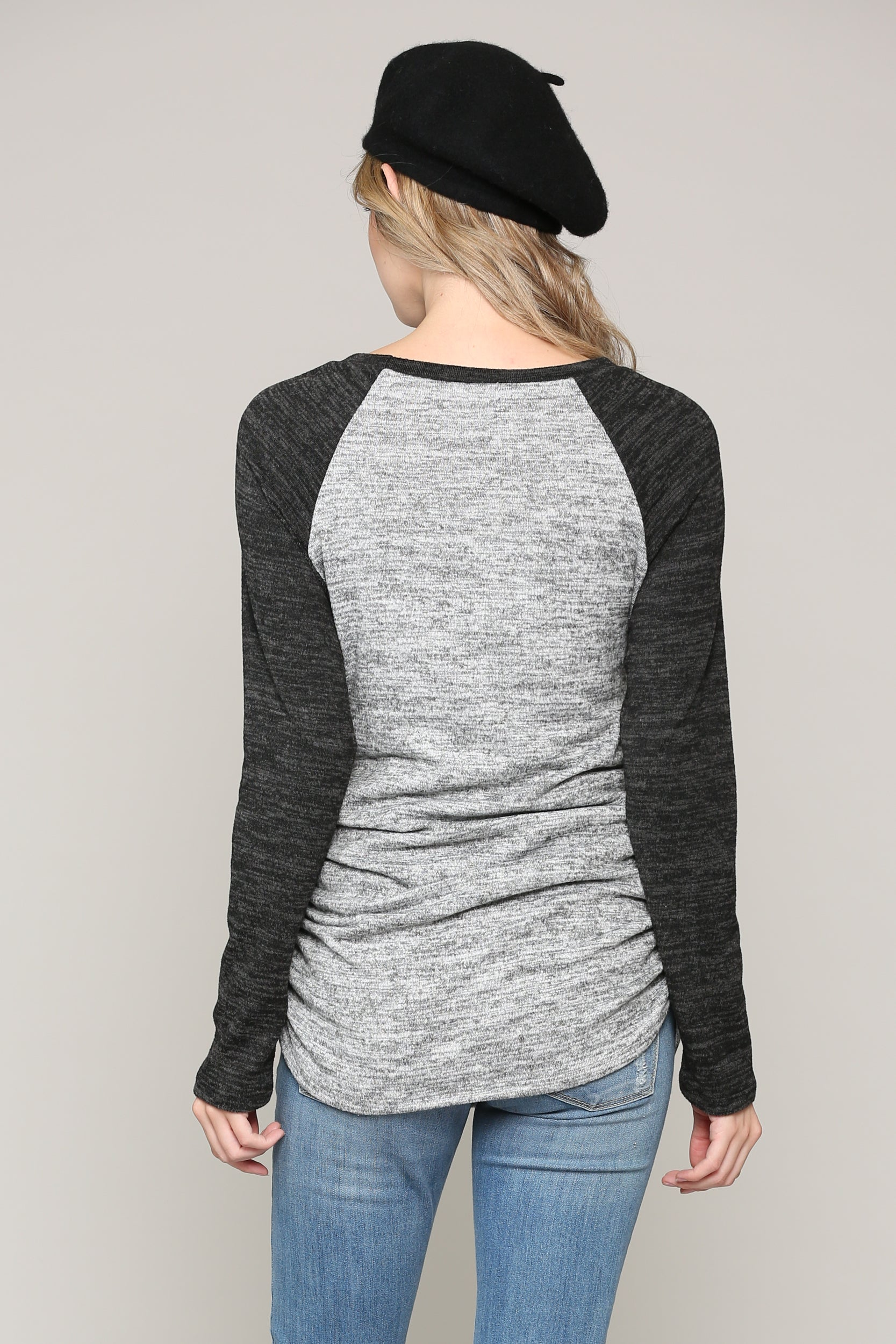 Sweater Maternity Knit Top