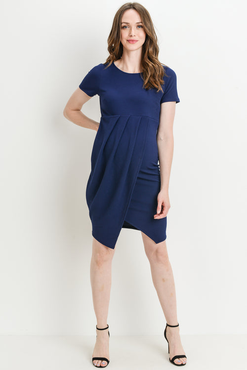 Layered Maternity Dress
