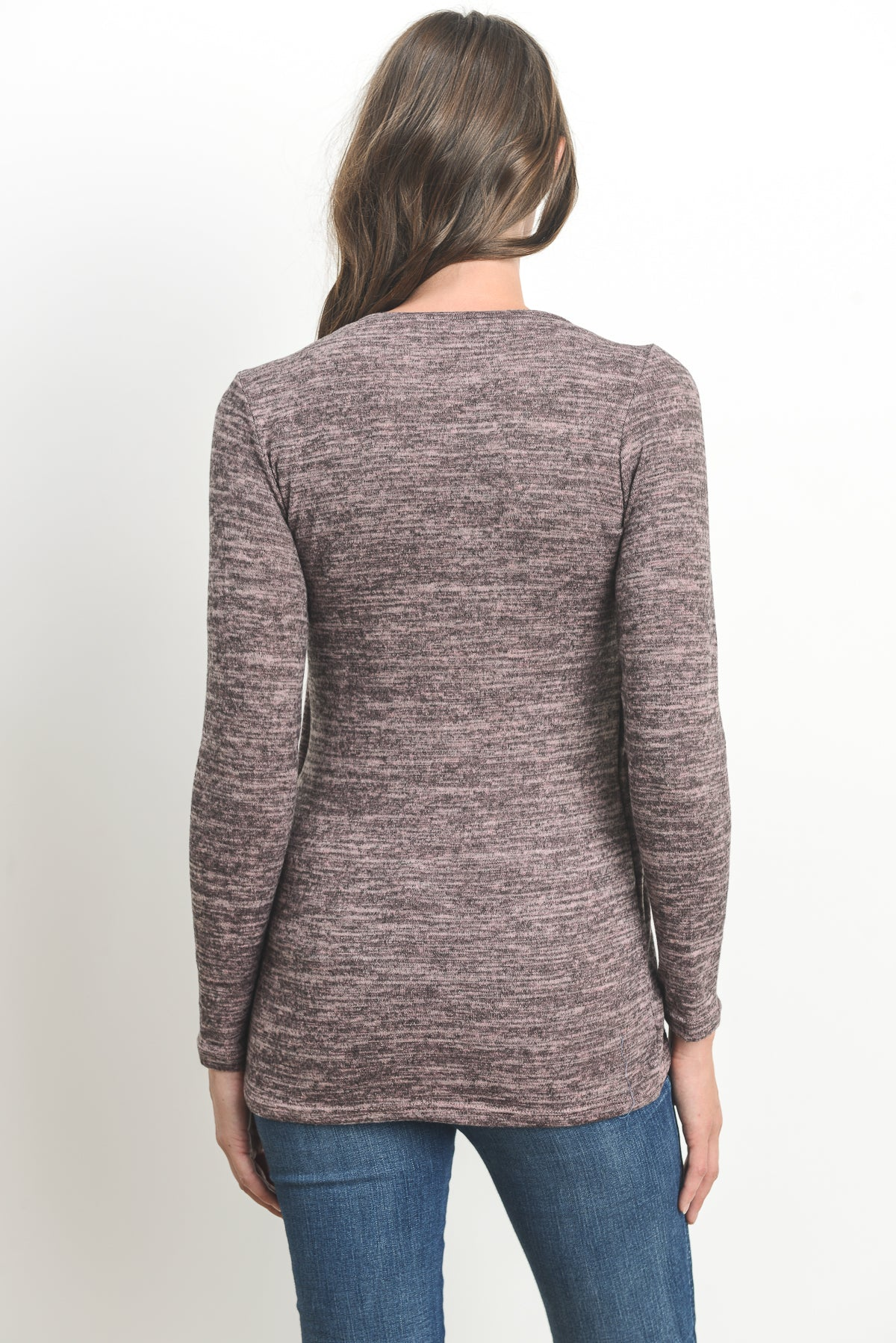 Long Sleeve Nursing Top