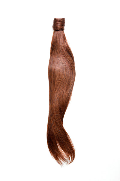 Clip-In Pony Tail Hair Extension #33 Auburn