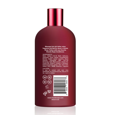Hydrate De Coco Nourishing Shampoo | Yerba Maté and Coconut Oil | Maximum Hydration and Shine for Everyday Use | 10 fl oz/296 mL