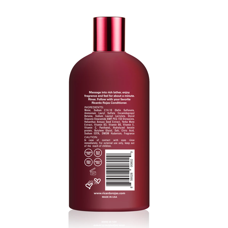 Rich Color Maintenance Shampoo | Prevents Fading for Color Treated Hair | Brightens Color and Hydrates Hair | 10 fl oz/296 mL