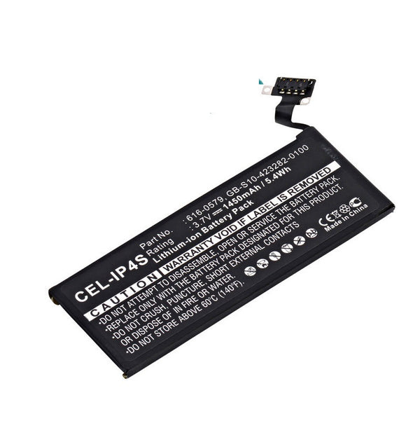 REPL. APPLE IPHONE 4S GENERIC BATTERY - ULTRALAST