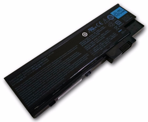 Genuine Acer TravelMate Laptop Generic Battery 2300 2310 4000 14.8V 8-Cell 4400mAh NEW