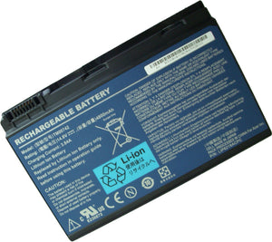 Compatible Generic Battery TM00751 for ACER Extensa 5235, 54220G, 5620Z Series, 4400mAh