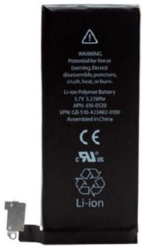 For Apple iPhone 4S Replacement Internal Li-ion Generic Battery 1430mAh