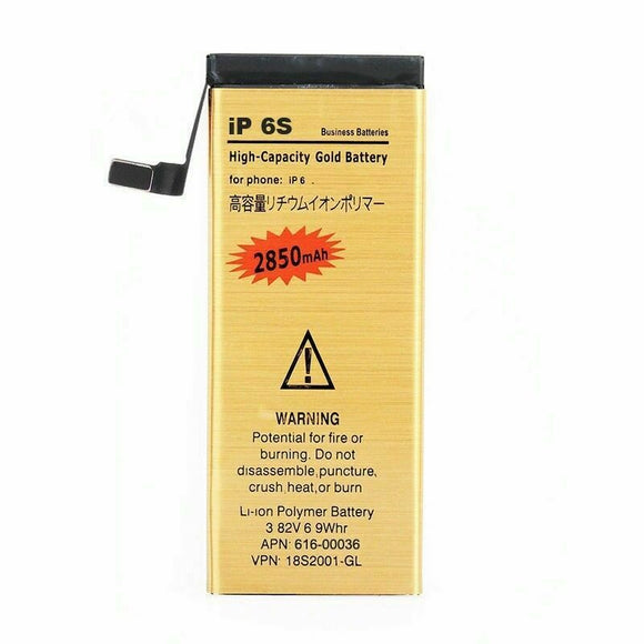 Replacement Generic Battery High Capacity for iPhone 5 5C 5S 5SE6 6S 7 Plus
